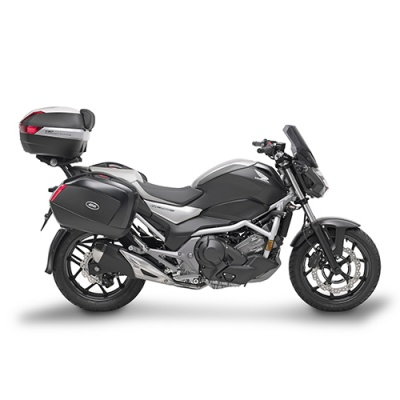 Givi 1146fz Honda Nc750s Nc750x 16 17 Mono Rack Fit Kit Module Moto